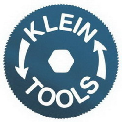 Klein Tools 53726SEN Klein Tools 53726SEN Replacement Cutting Blade; 3/8 Inch Armored and BX Cable