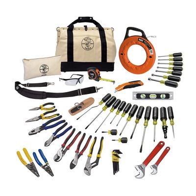 Klein Tools 80141 Klein Tools 80141 Journeyman Tool Set; 41 Pieces