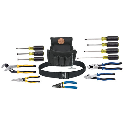 Klein Tools 92914 Klein Tools 92914 Professional Apprentice Tool Set; ProPack 14 Pieces