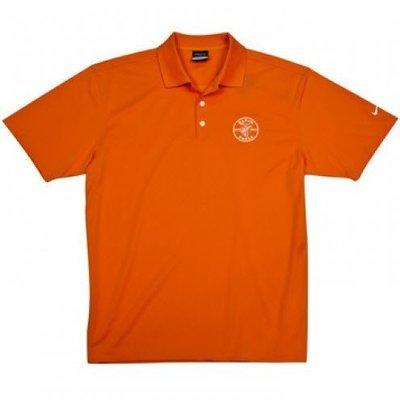 Klein Tools 96711ORG2XL Klein Tools 96711ORG-2XL Men's Orange Nike Polo Shirt; 2X-Large