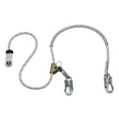 Klein Tools SEC-5295 Klein Tools SEC-5295 Secondary Device Adjustable Positioning Lanyard; 8 ft Length