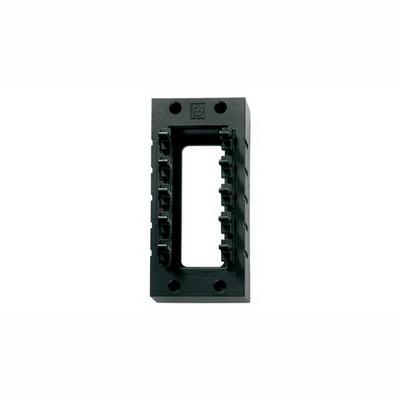 LAPP 52220000 Lapp 52220000 Skintop® Cube Frame 16; 67 mm Width x 46 mm Depth x 120 mm Height, Black