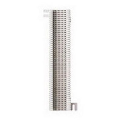 Leviton 40066-M50 Leviton 40066-M50 Split M Mounting Block; Wall/Back Board Mount, 50-Pair