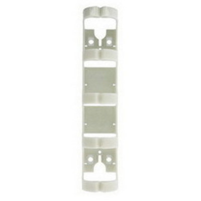 Leviton 41D10-HCM Leviton 41D10-HCM 110 Horizontal Cable Manager Without Legs; Plastic