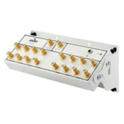 Leviton 47693-16P Leviton 47693-16P 1 x 16 Premium CATV Signal Amplifier Module; 1 Giga-Hz, White