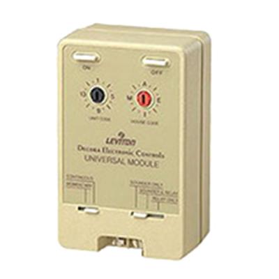 Leviton 6337 Leviton 6337 Decora®, Red Line® 1-Way Universal Low Voltage Module Receiver; 120 Volt AC at 60 Hz