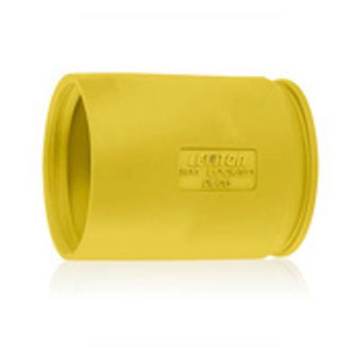 Leviton 7715CR-Y Leviton 7715CR-Y 50A Plug Boot Yellow