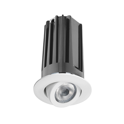 Lithonia Lighting by Acuity 2LEDTRIMG2SQ40K90CRINFLWWH 2LEDTRIMG2SQ40K90CRINFLWWH JUNO 2 TRIM ASSEMBLY SQ DOWNLIGHT