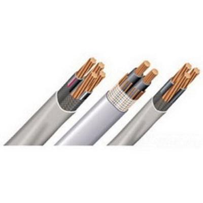 Mesco SER-4/0-4/0-4/0-4/0-2/0-AL-500R Aluminum Building Wire SER Cable; 4/0-4/0-4/0-4/0-2/0 AWG, Aluminum Conductor, 500 ft Reel