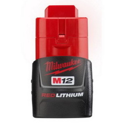 Milwaukee Electric Tools 48-11-2401 Milwaukee Tools 48-11-2401 Redlithium™ Lithium-Ion Battery Pack; 12 Volt, Includes (1) M12™ Battery