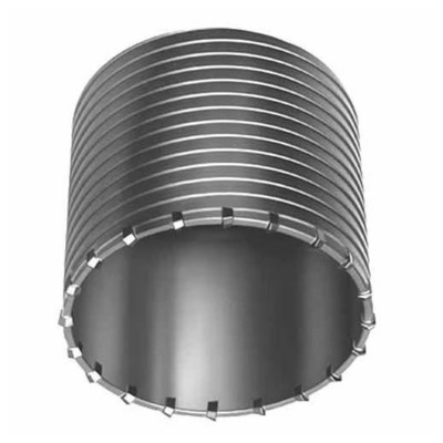 Milwaukee Electric Tools 48-20-5160 Milwaukee Tools 48-20-5160 Core Bit Guide Plate; 5 Inch, 4-3/8 Inch Drilling Length, Carbide Tipped