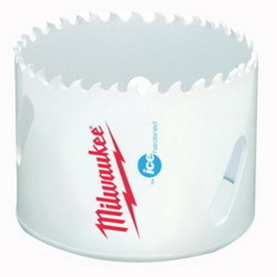 Milwaukee Electric Tools 49-56-0117 Milwaukee Tools 49-56-0117 Ice Hardened™ Bi-Metal Hole Saw; 2 Inch, 1/Pack