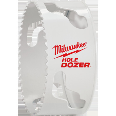 Milwaukee Electric Tools 49-56-0223 Milwaukee Tools 49-56-0223 Ice Hardened™ Bi-Metal Hole Saw; 4-1/4 Inch, 1/Pack
