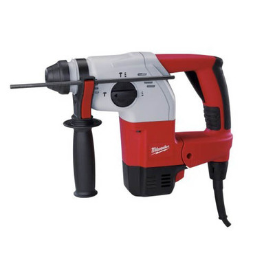 Milwaukee Electric Tools 5363-21 Milwaukee Tools 5363-21 SDS-Plus Rotary Hammer; 120 Volt AC, 7 Amp, Industrial 1 Inch Chuck, 10 ft Cord, 0 - 1400 RPM