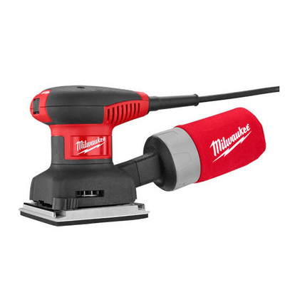Milwaukee Electric Tools 6020-21 Milwaukee Tool 6020-21 Sander 1/4 Sheet W/Bag