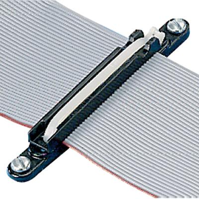 Panduit FCBI2-S10-M20 FCBI2-S10-M20 PANDUIT FLATCABLEBASE2INWCBL#10SCREWBLPK100 0