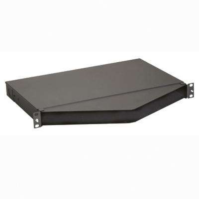 Panduit FMT1A Panduit FMT1A Opticam® Angled Fiber Mount Tray; Multi-Mode Fiber, 1-3/4 Inch Height x 17.16 Inch Width X 11.16 Inch Depth