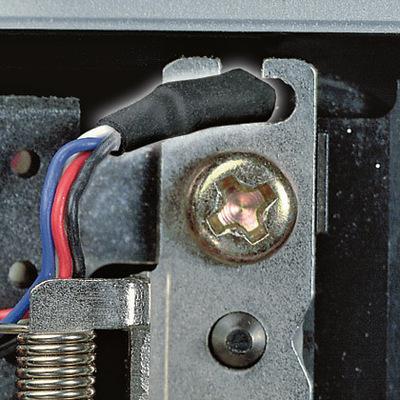 Panduit HSTTV25-48-Q HSTTV25-48-Q PANDUIT HEAT SHRINK THINVW-1.25INDIABLPK25