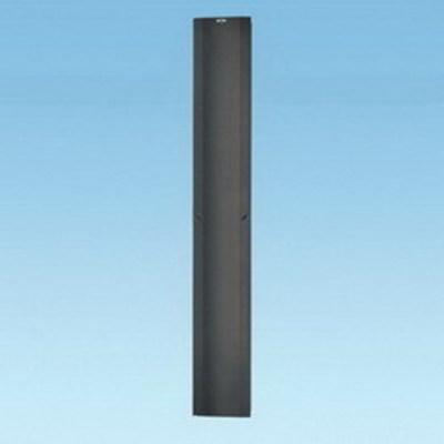 Panduit PED6B1 Panduit PED6B1 PatchRunner™ Dual-Hinged Door; 45-Rack Unit, Black