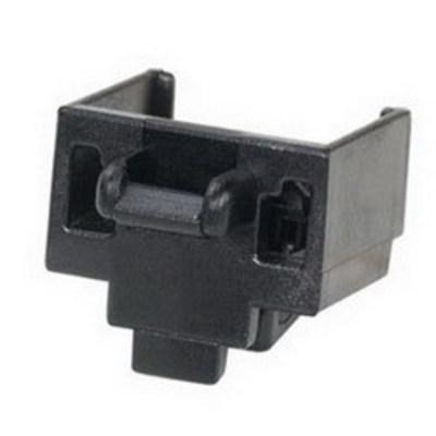 Panduit PSL-DCJB-BL-C Panduit PSL-DCJB-BL-C Jack Modular Blockout Device; RJ45, Black
