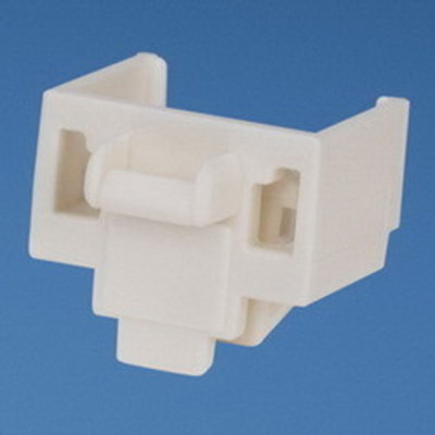 Panduit PSL-DCPLX-IW-C Panduit PSL-DCPLX-IW-C Recessed RJ45 Plug Lock-In Device; Polycarbonate, International White, 100/Pack