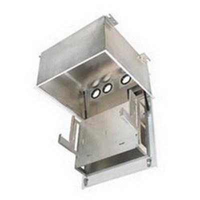 Panduit PZICEA Panduit PZICEA PanZone® Enclosure; In-Ceiling Mount, Aluminum, White