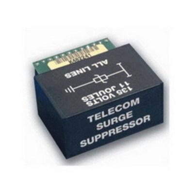 Pass & Seymour 363487-01 On-Q 363487-01 Telecom Surge Suppression Unit; 24 Conductor, ABS, Black