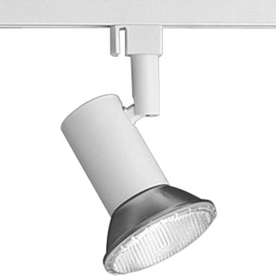 Progress Lighting P6280-28 P6280-28 PROGRESS UNIVERSAL MED TRACK HEAD WHITE