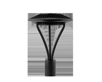 RAB Lighting ALED5T78NK ALED5T78NK RAB AREA 78W 4K TV CLEAR LENS BLACK