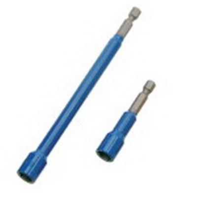 Rack-A-Tiers 70761BL Rack-A-Tiers 70761BL Hex Bit; 3/8 Inch Shank, Blue