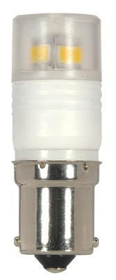 Satco S9223 S9223 SATCO LED 2.3W BA15S 5000K