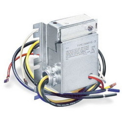 TPI 24A05E1 TPI/Raywall 24A05E1 SPST Action Low Voltage Electric Heat Relay; 208 Volt AC, 0.2 Amp, 60 Hz, 1 Phase, Remote Mount