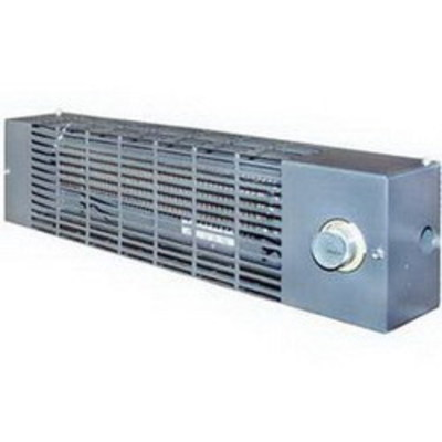 TPI RPH25A TPI/Raywall RPH25A RPH Series Convection Specialty Heater; 2.1 Amp, 240 Volt, 1706 BTU, Aluminum Finned Heating Element