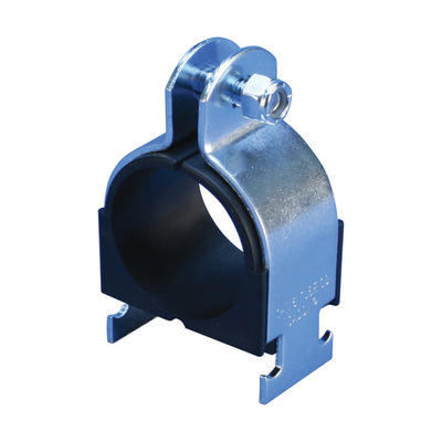 nVent ERICO CCC0150 CCC0150 ERICO NVENT CADDY CUSHION CLAMP INSULATED STRUT CLAMP FOR PIPE/TUBE 1 1/2IN (38.1 MM) OD